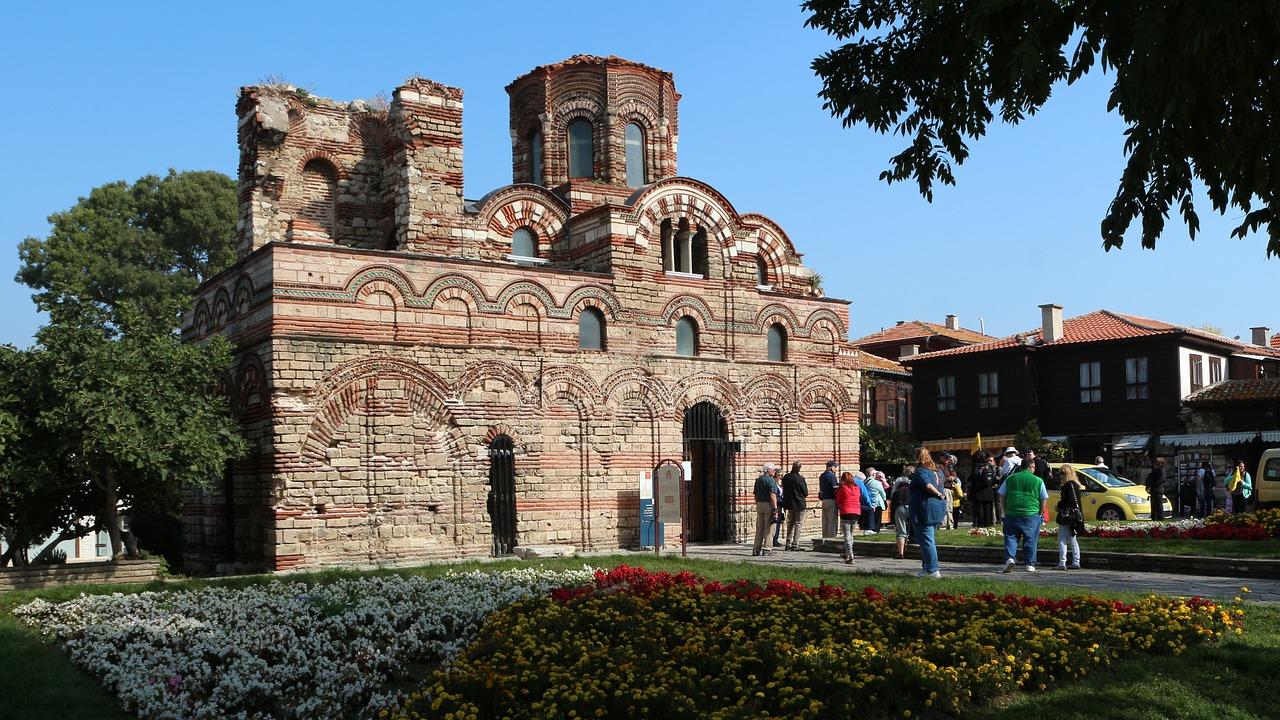 Церковь Христа-Пантократора