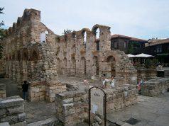 Достопримечательности Несебра, Болгария