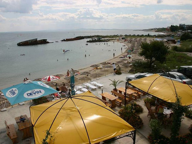 Пляж Хармани Бич