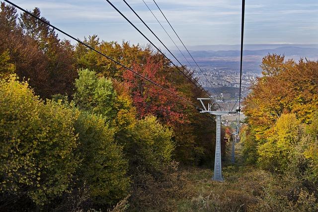 Погода в Болгарии в октябре